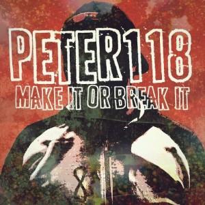 Peter118 album cover